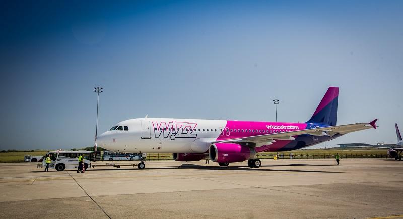 Napi repülőjáratot indít a WizzAir Budapest és
