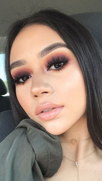 36 Hottest Smokey Eye Makeup Ideas for Trending This 2019 -   15 makeup Red tips ideas