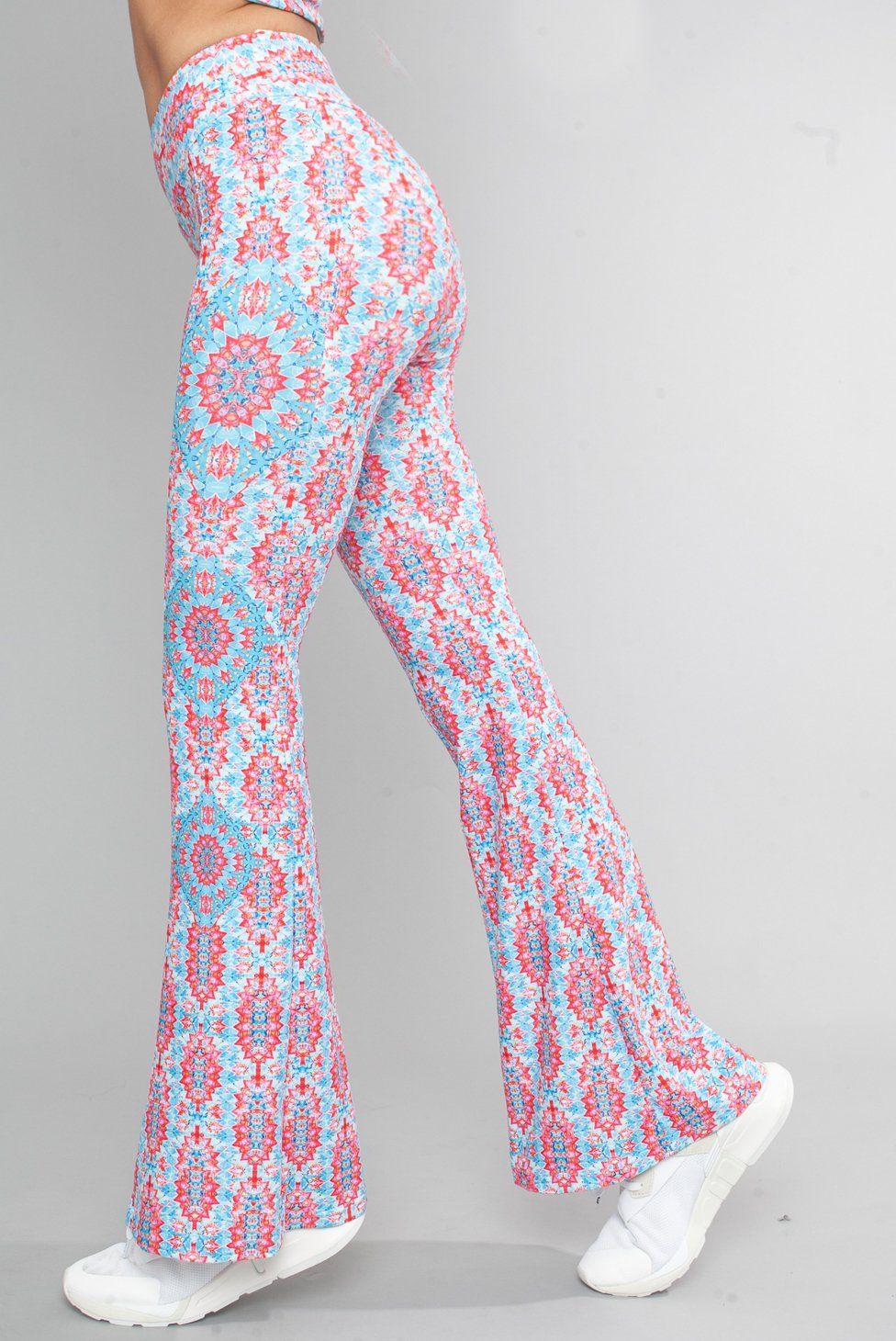 35++ Yoga pants flare bottom trends