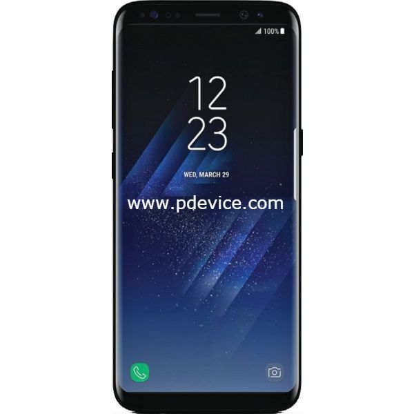 Samsung Galaxy S8 G9500 Specifications Price Compare Features Review Samsung Galaxy Samsung Galaxy