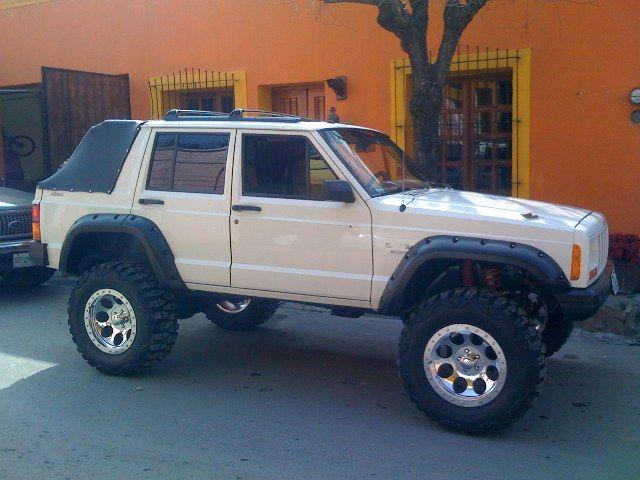 Jeep Xj Soft Top >> Cherokee Soft Top Rock Crawlers Diesels Off Roading