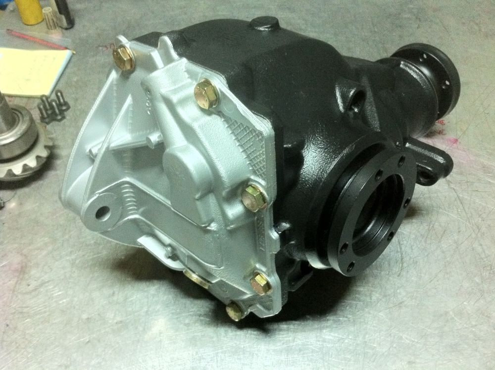 BMW E46 330d 2.28 Sperrdifferential LSD 25% - typ 215k in Auto ...