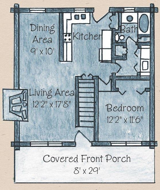 Crockett Plan Details Timber Frame Home Plans How To Plan Log Home Plans