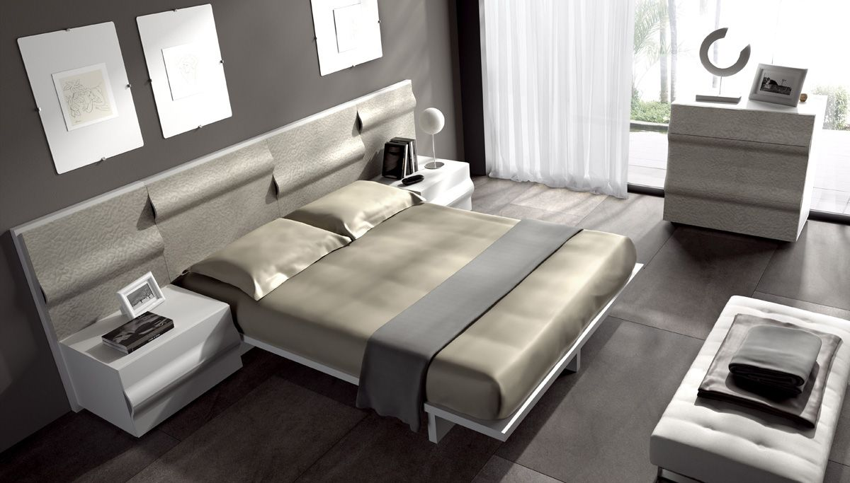 Colecci n 2015 soft de dormitorios de matrimonio estilo for Fabricantes muebles dormitorios