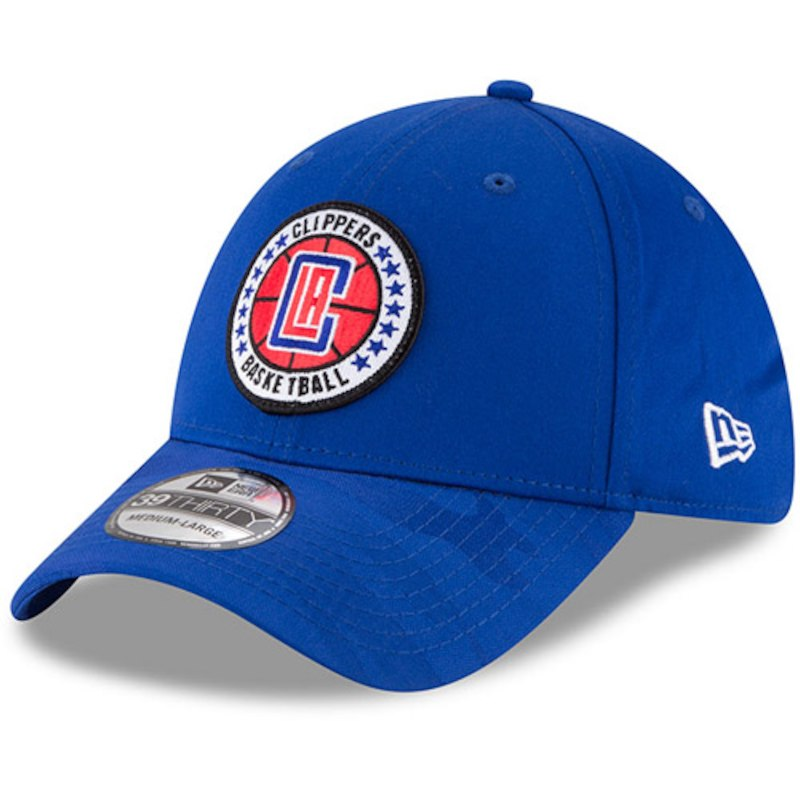 the latest 0d00a bf1c6 LA Clippers New Era 2018 Tip Off Series 39THIRTY Flex Hat - Royal