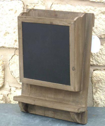 style ancien vieux casier boite a lettre courrier mural en bois et ardoise bois pinterest. Black Bedroom Furniture Sets. Home Design Ideas