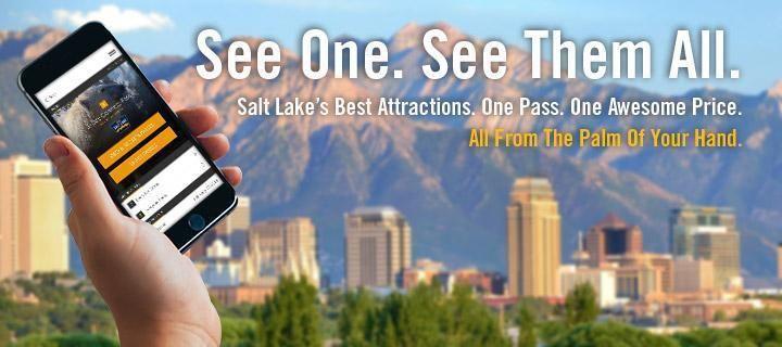 The Visit Salt Lake Mobile Connect Pass Christmas Gift Idea Lake Field Trip Park City