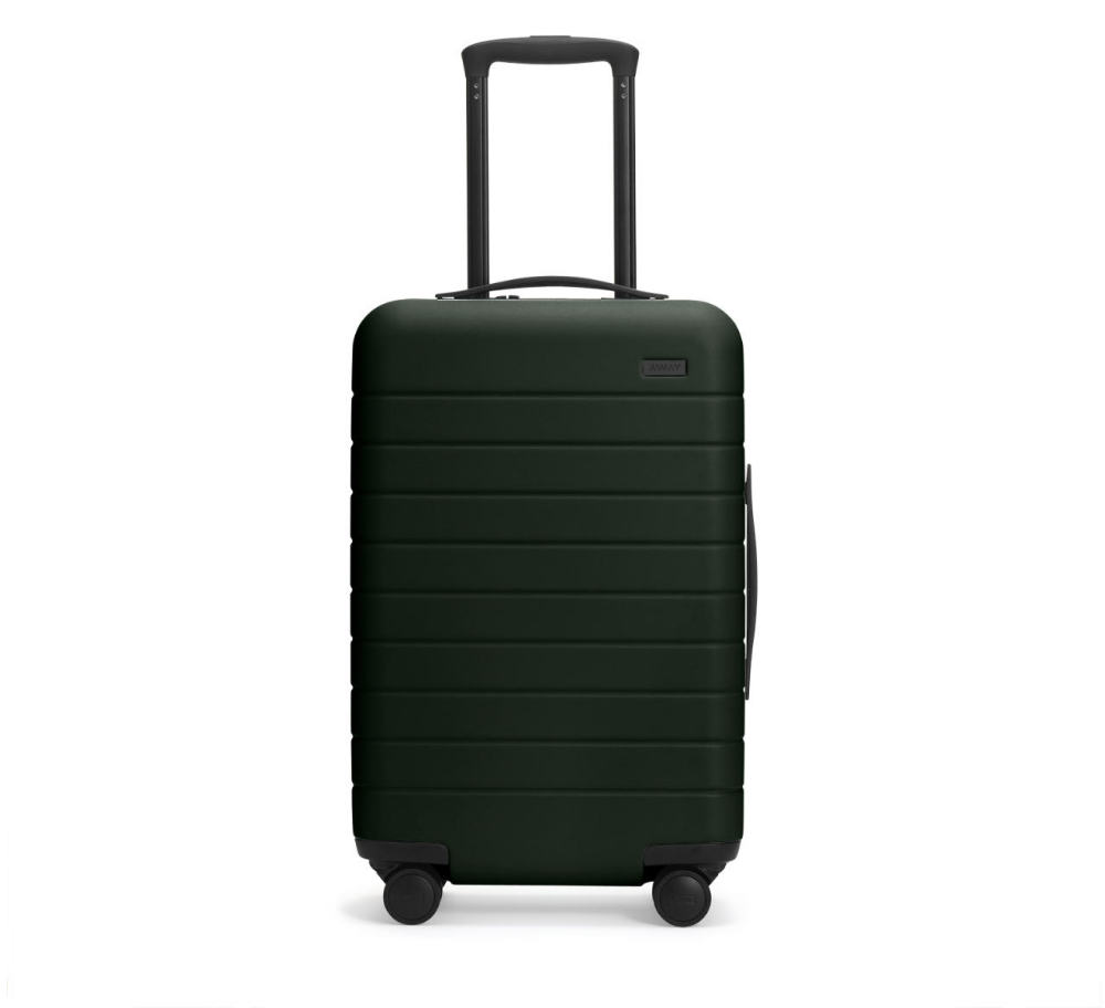 The Carry On Suitcase Away Built For Modern Travel In 2021 Work Accessories Carry On Carry On Suitcase