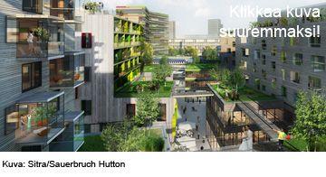 Jätksaari energy efficient building