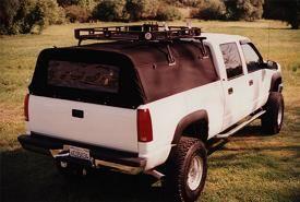 Can Back Soft Top Truck Camper Shell Canopy Truck Camper