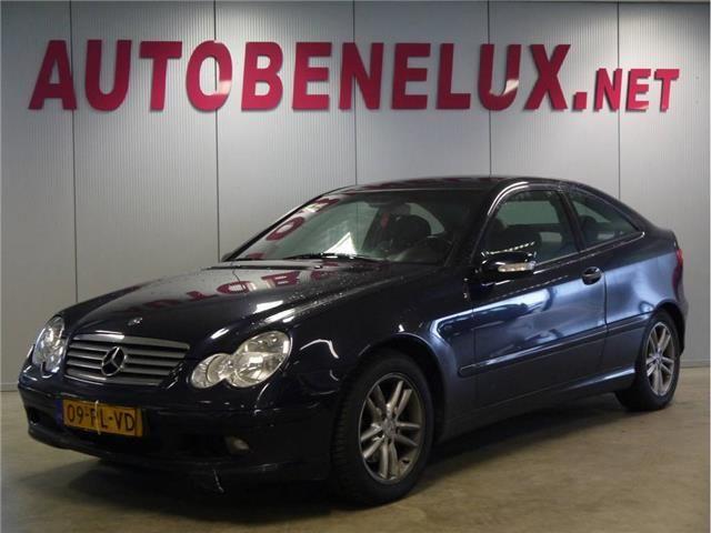 Mercedes-Benz 200 Sportcoupe - Navigatie - Climaat Control - 0