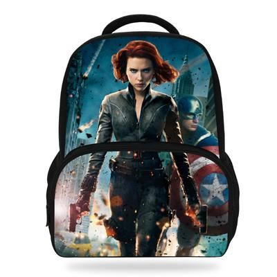 14Inch Popular Kids Character Backpacks For School Ironman ...