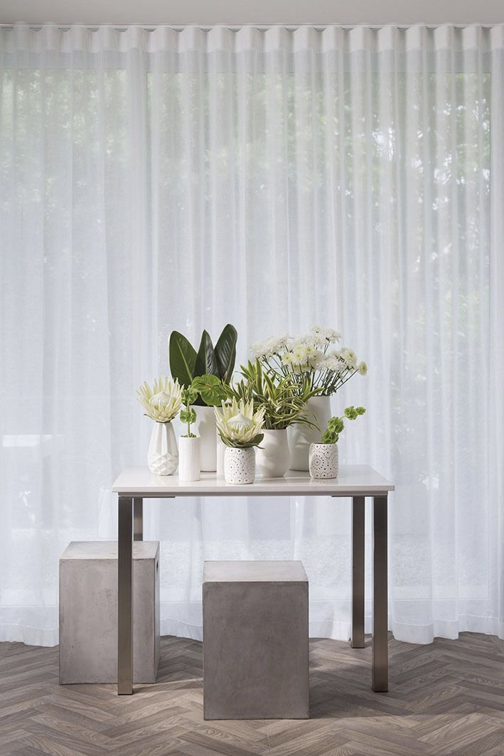 S Fold Or Ripple Fold Sheer Curtains In 2020 Sheer