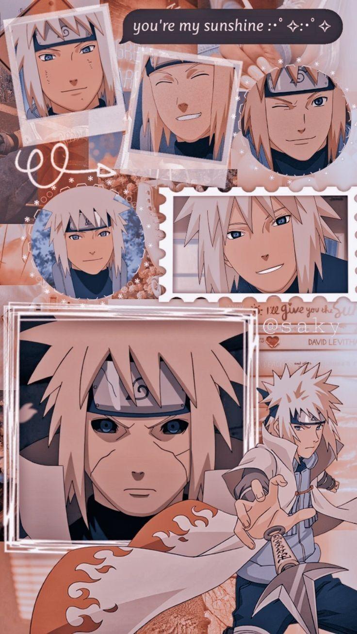 Photo of Papel de parede do Minato Namikaze do anime Naruto | wallpaper do Minato Namikaze em HD