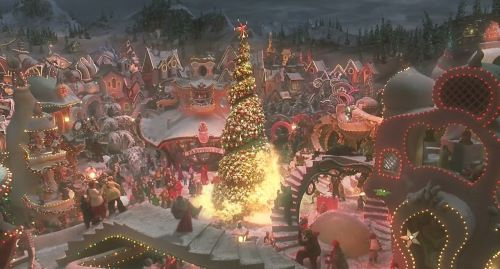 How The Grinch Stole Christmas Movie 2000.How The Grinch Stole Christmas 2000 Christmas Family