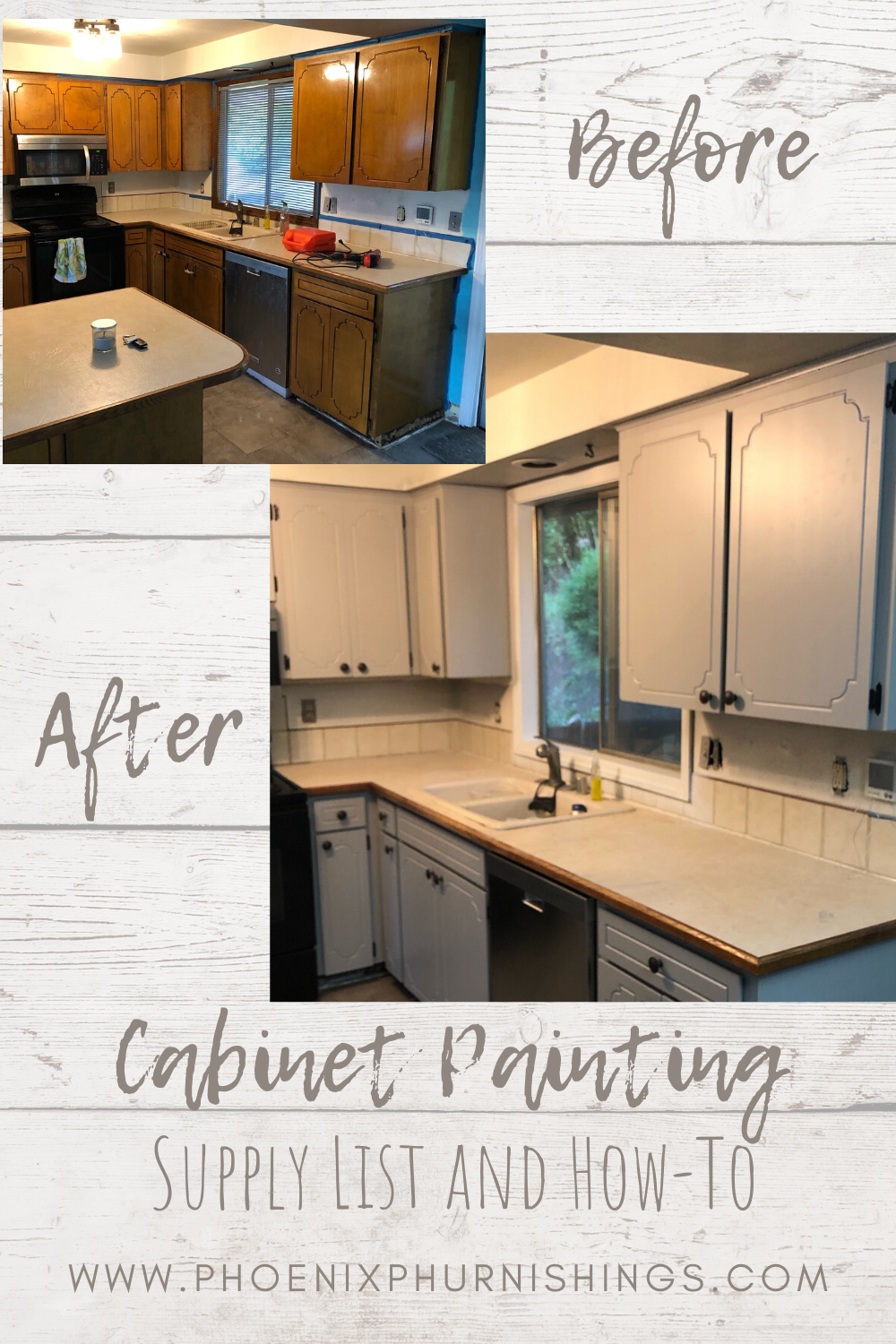 Kitchen Cabinet Makeover How To Guide In 2020 Kitchen Cabinets Kitchen Cabinets Makeover Cabinet Makeover