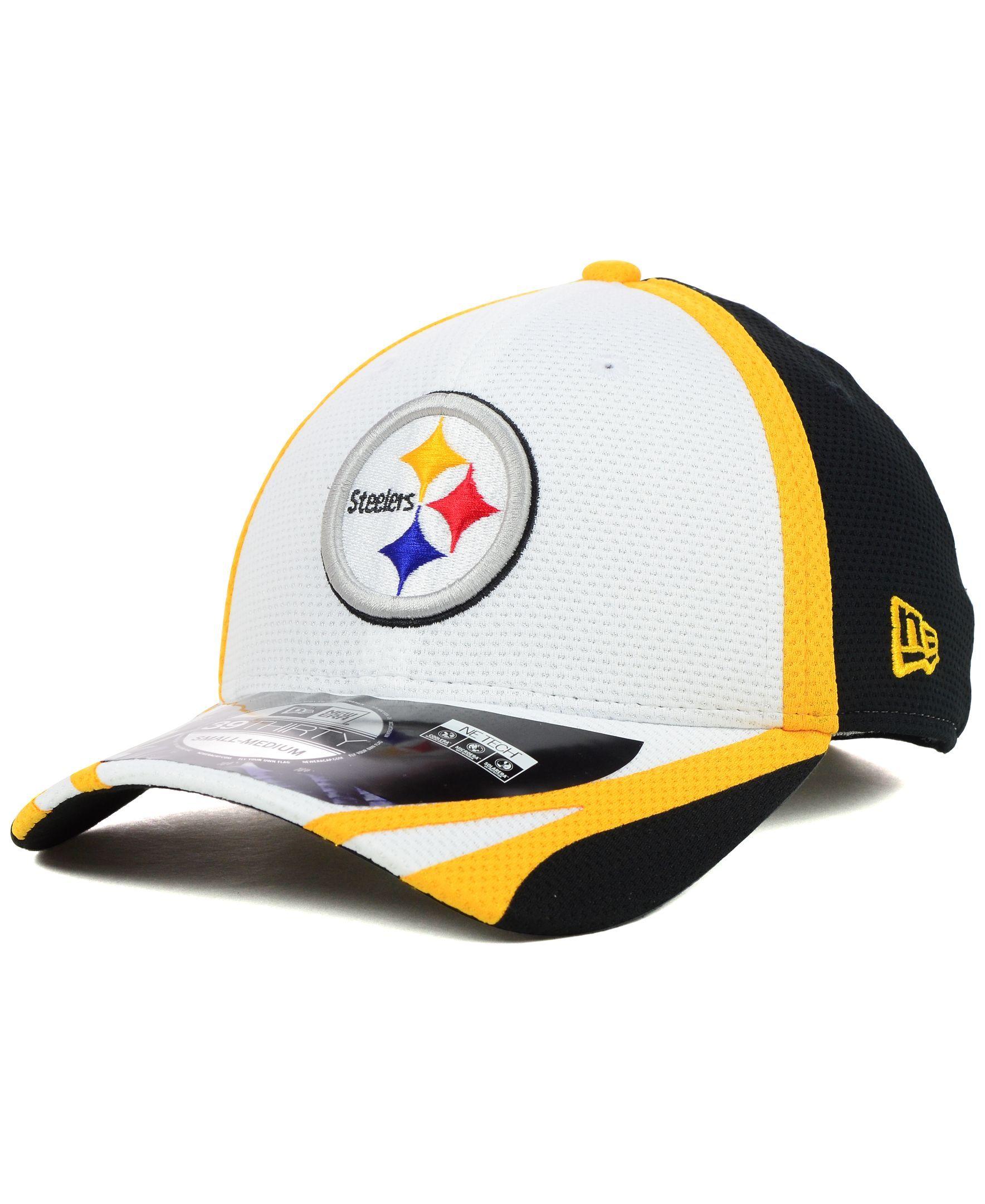 New Era Pittsburgh Steelers Nfl 2014 Training Camp 39THIRTY Cap ... 6cd2e3905e1a