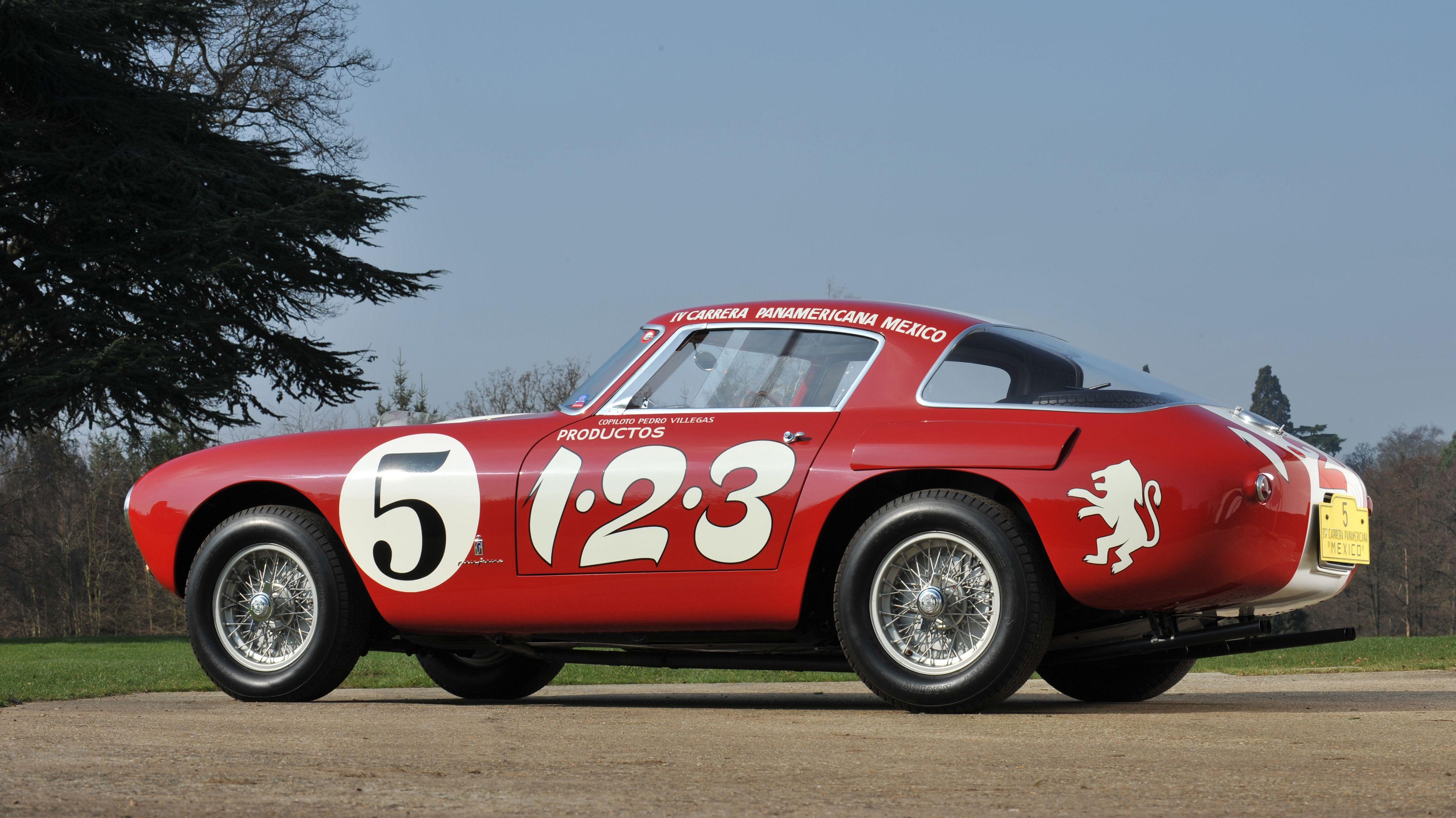 Ferrari 250 MM Berlinetta 1953