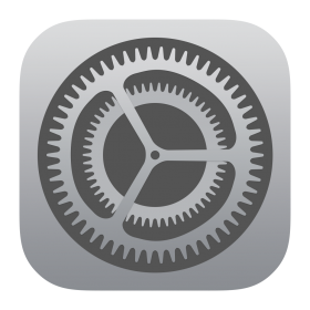 Settings Icon Settings App Apple Update Iphone