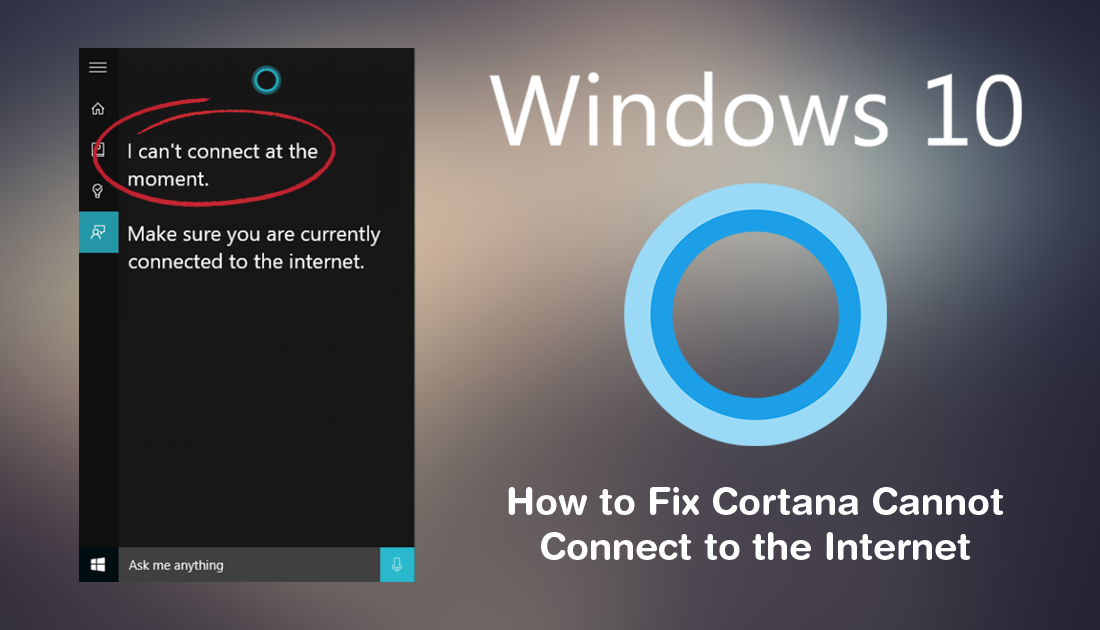 cant connect to internet windows 10