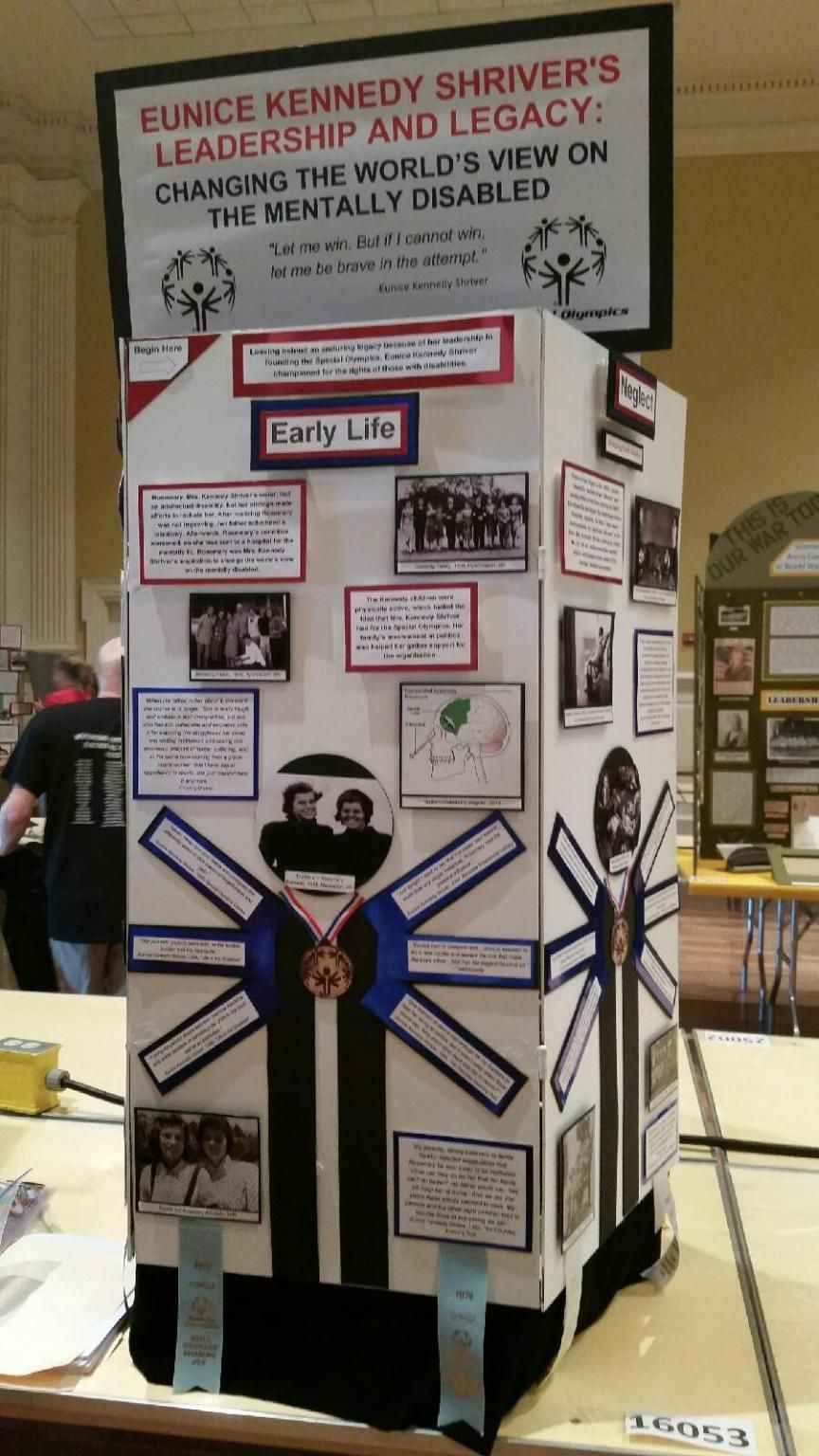 http://nhd.org/contest-affiliates/examples/ | Museum Exhibits ... for Cool Poster Ideas For School Projects  585eri