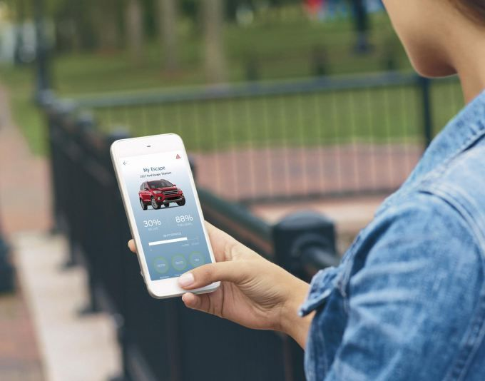 Ford Borrows A Play From Tesla, Launches App With Remote