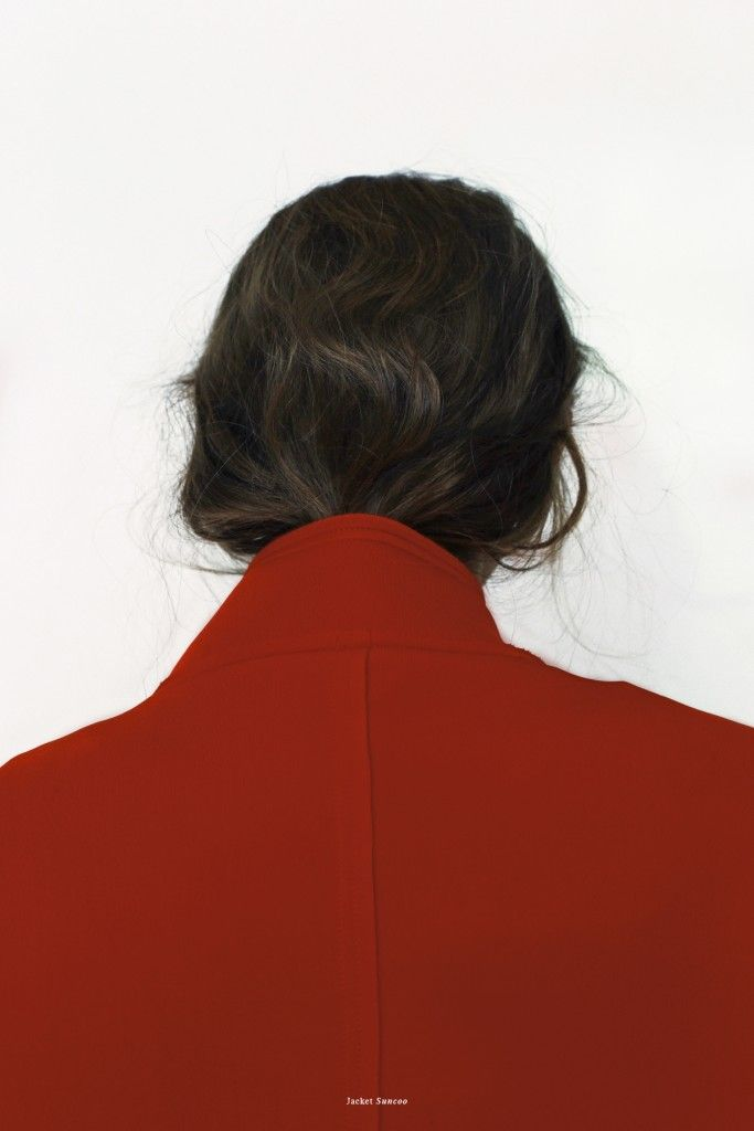 PHOTOGRAPHY: KATY THOMAS STYLING: TONI CAROLINE MAKEUP: FRAN DONE HAIR: MIHO EMORI