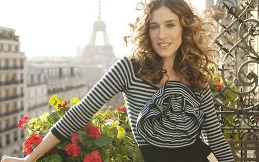 Carrie Bradshaw in Paris | Sem Sentir Saudade ♥♥♥♥
