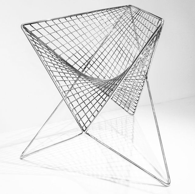 ICFF Preview: The Parabola Chair Is An Instant Classic ...