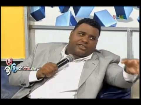 Entrevista a Jhon berry con Domingo Bautista en La @SuperRevista @Ramses Paul #Video - Cachicha.com