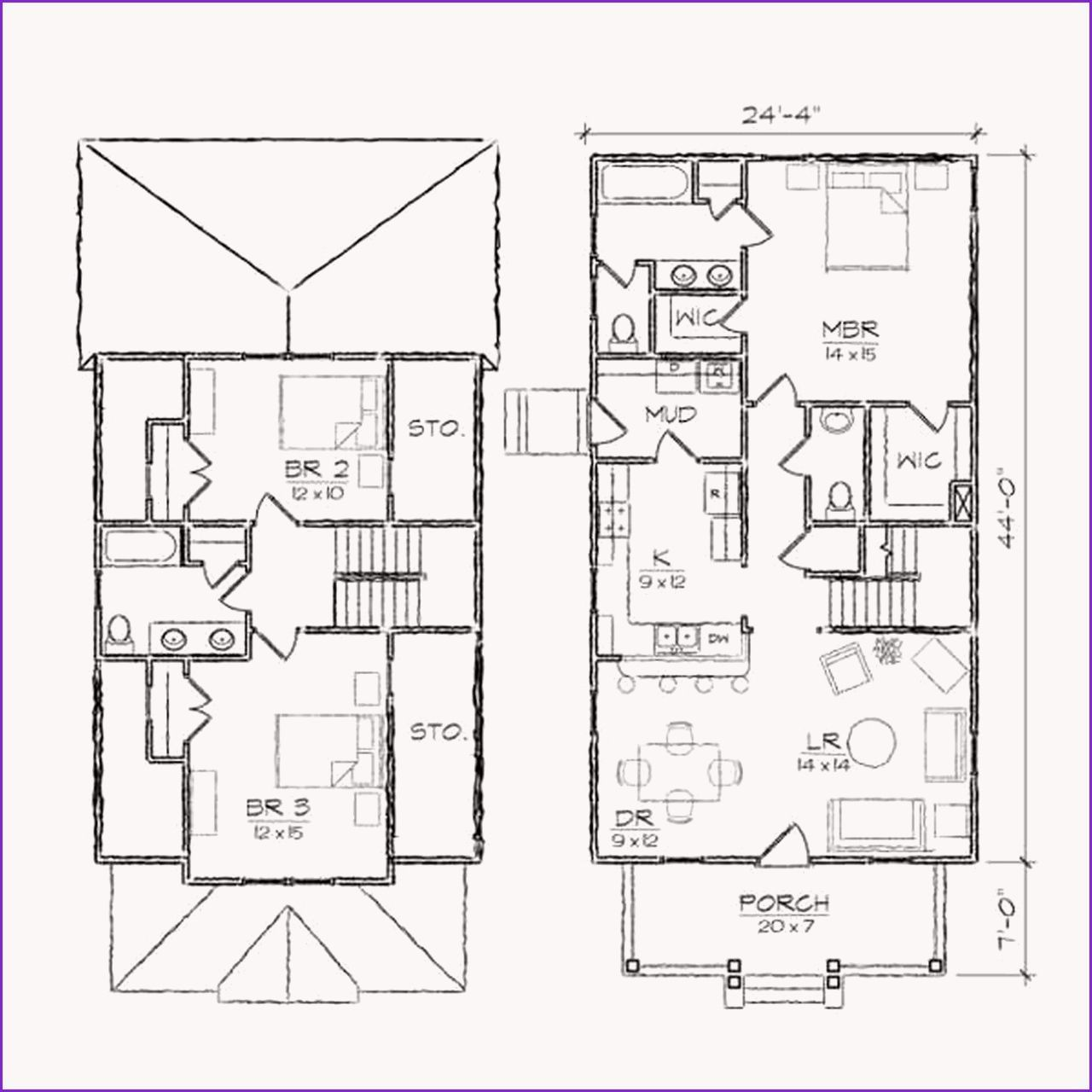 Awesome House Plans Under 2000 Sq Ft House Plans Under 2000 Sq Ft Awesome House Plans Under 2000 In 2020 Row House Design Small Modern House Plans Floor Plan Design