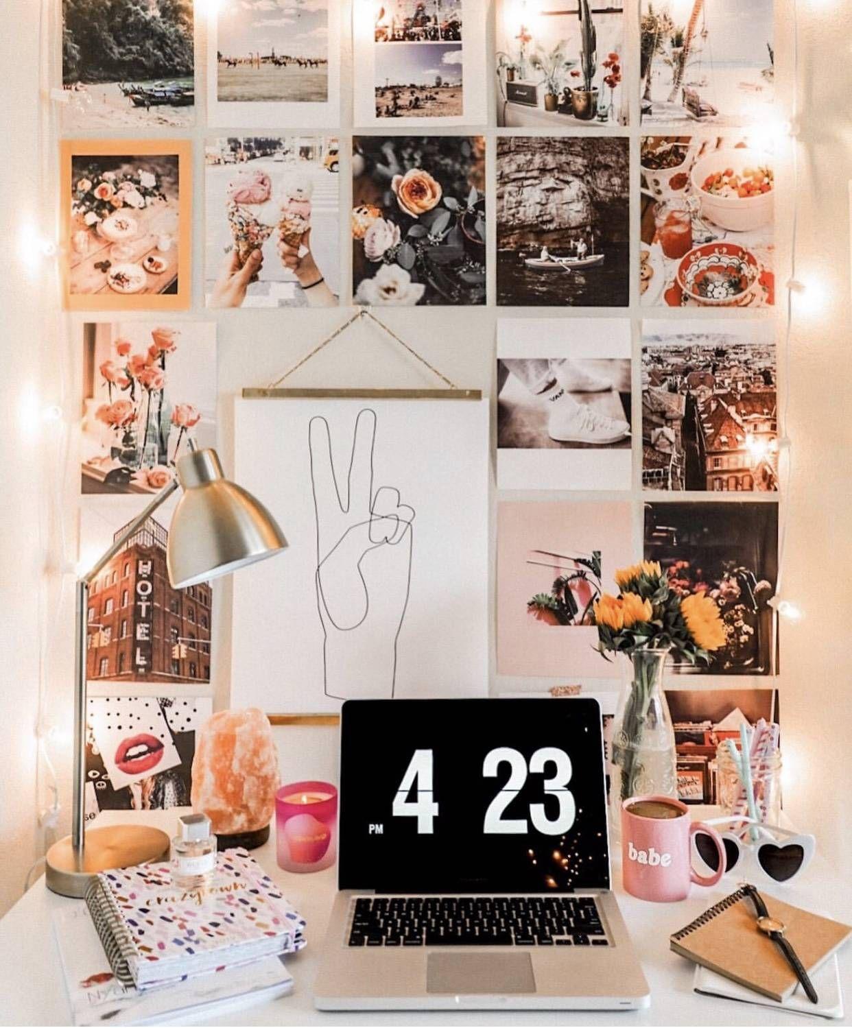 VSCO Room Ideas: How to Create a Cute Vsco Room #cutedormrooms