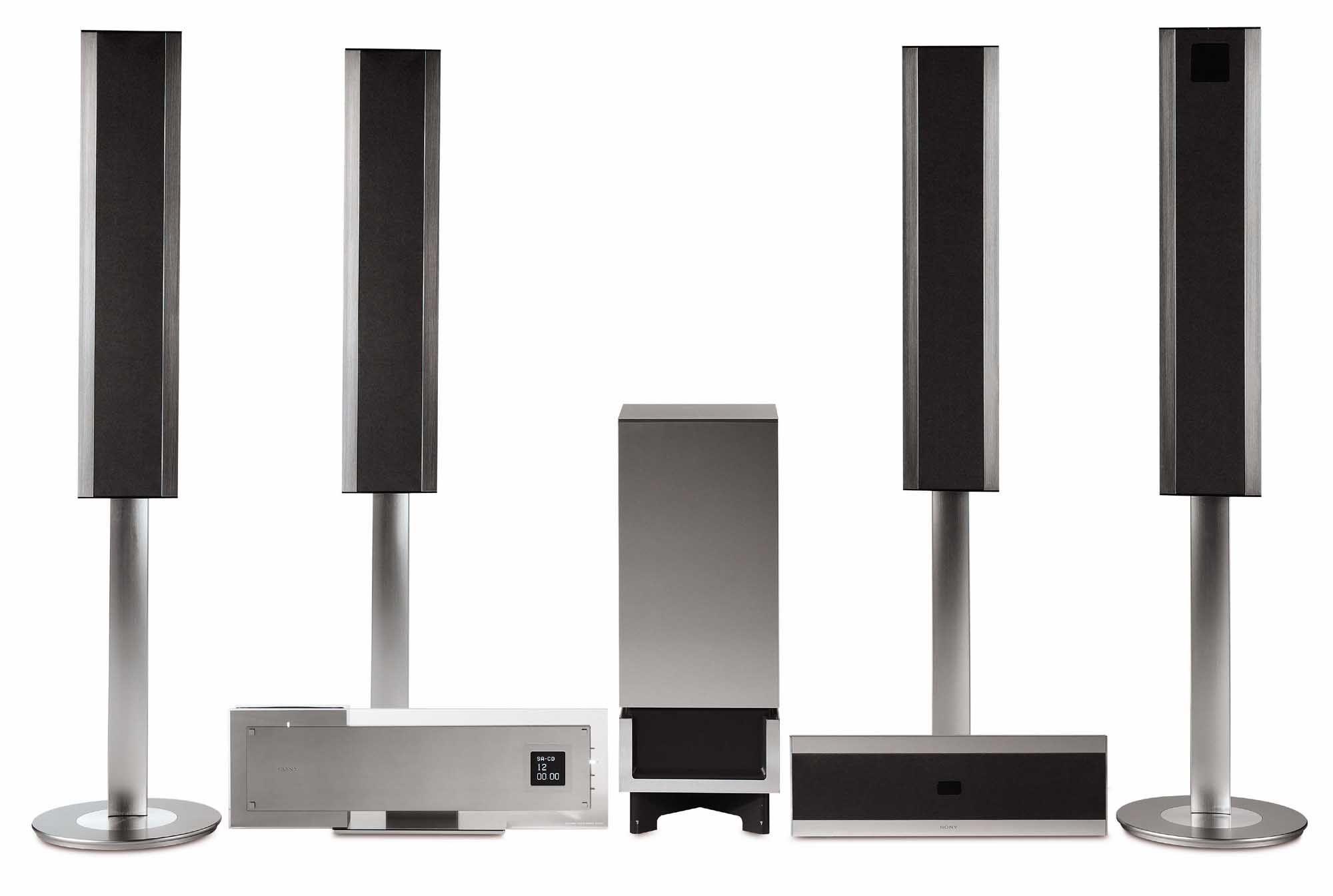 SONY DAV-LF1 DVD wireless home theater system | İ want | Pinterest ...