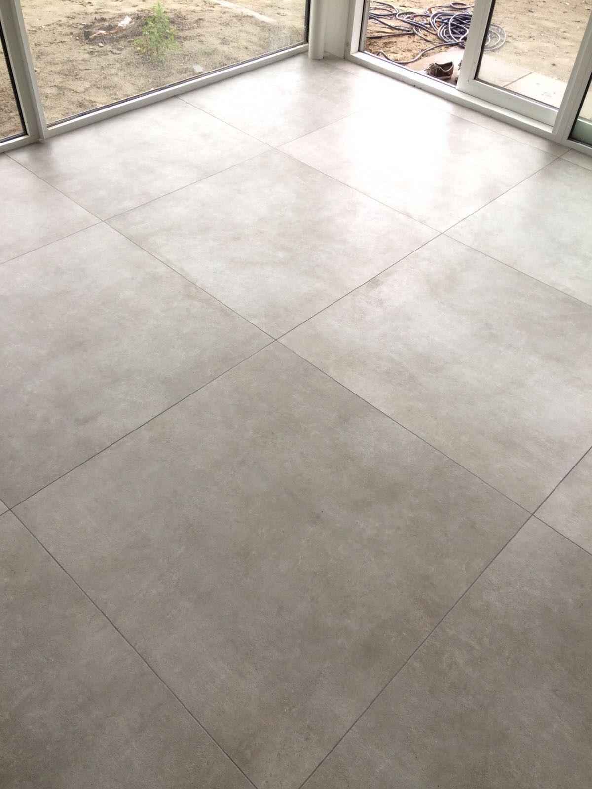 Tuintegels Terrastegels 80x80 Terrastegels.Betonlook Vloertegels 80x80 Cm Unicom Starker In 2019
