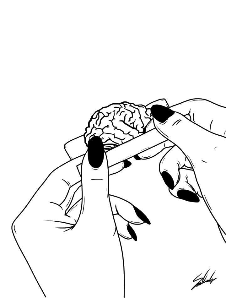E Z My Mind Desenho Hippie Desenhos Para Tatuagem Fotos