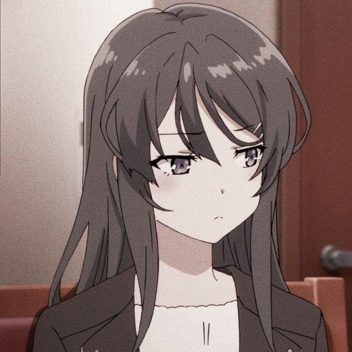Black Aesthetic Anime Pfp