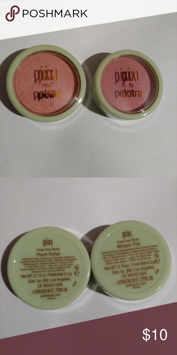 Pixi By Petra Blush Set Blush Blush Makeup Pixie