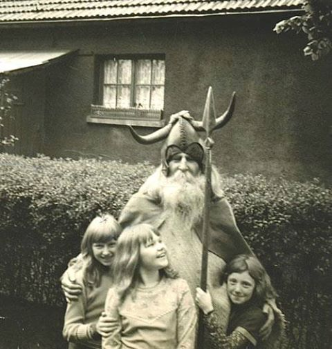 Moondog & his kids