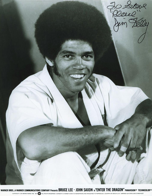 Jim kelly in enter the dragon 1973 soul baby soul