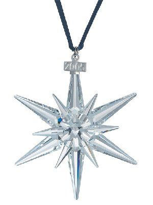 2005 retired Swarovski Crystal Annual Ornament - 2005 Retired Swarovski Crystal Annual Ornament Swarovski In 2018