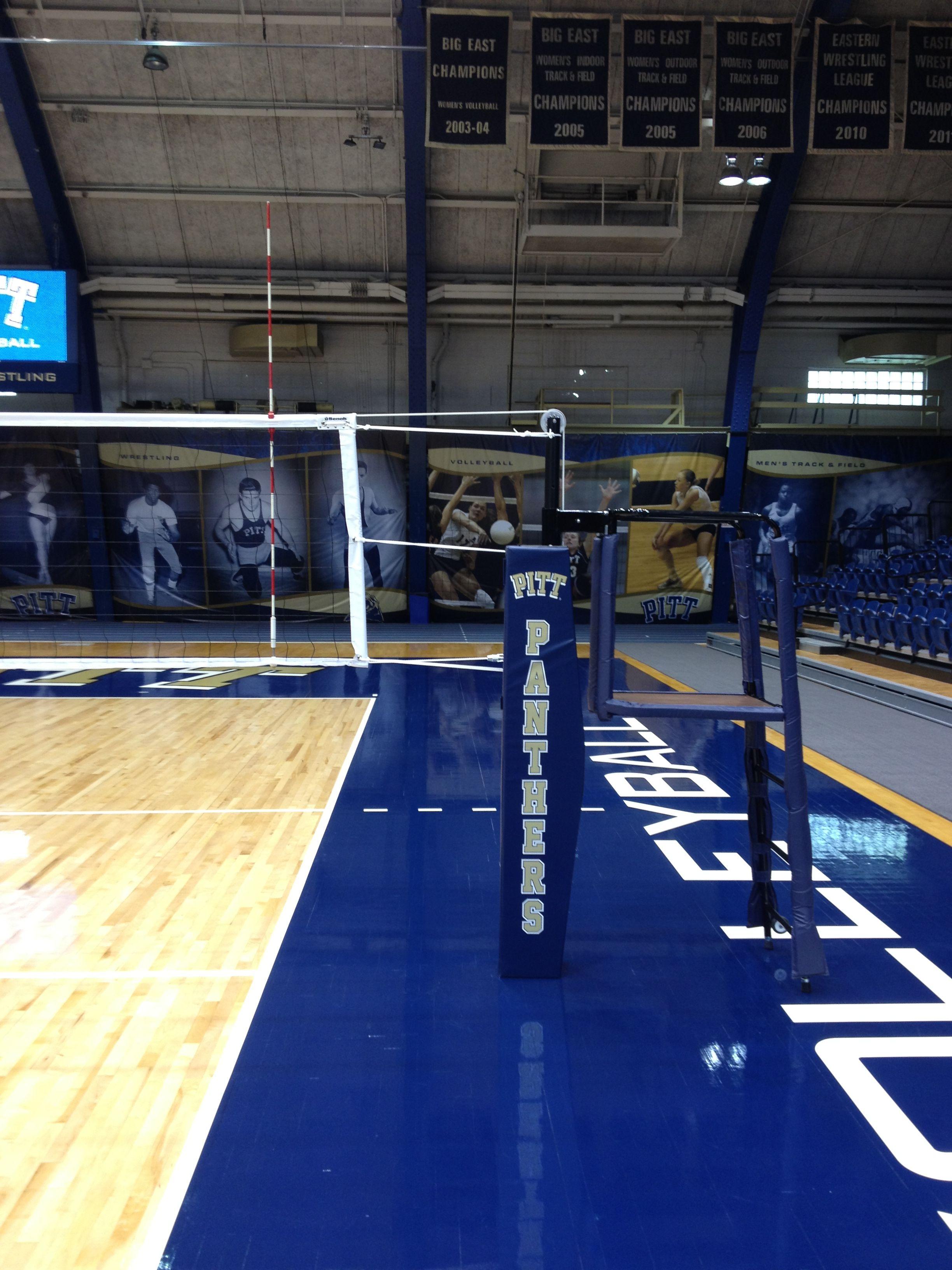 Pitt University Indoor Volleyball Equipment By Sports Imports Outdoor Volleyball Net Volleyball Net Volleyball Equipment