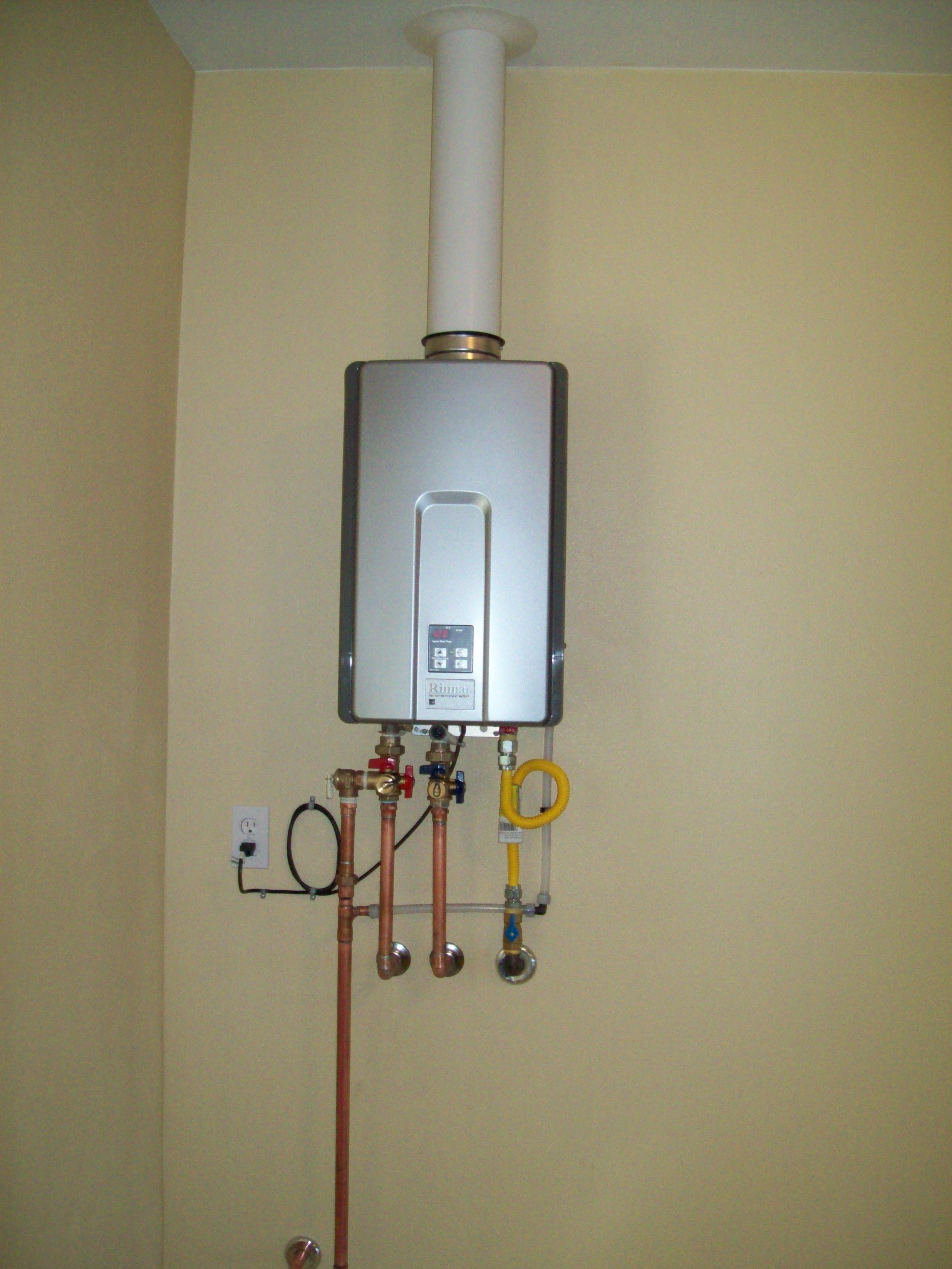 Pros and cons of gas tankless water heaters - Water Heaters Why You Should Consider Going Tankless