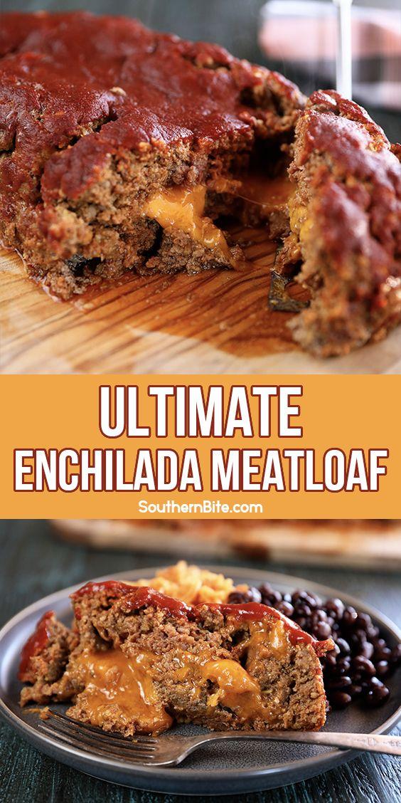 Ultimate Enchilada Meatloaf