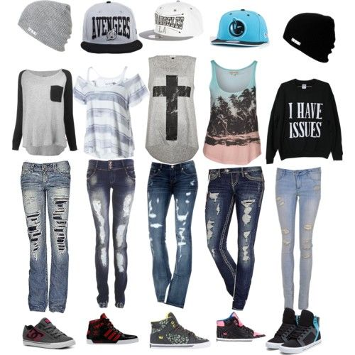 cool outfits for teens | cool outfits:)!! - Polyvore | Outfits ...
