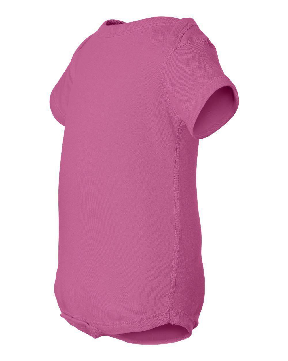 Rabbit Skins - Infant Lap Shoulder Creeper - 4400 (READY TO SHIP)