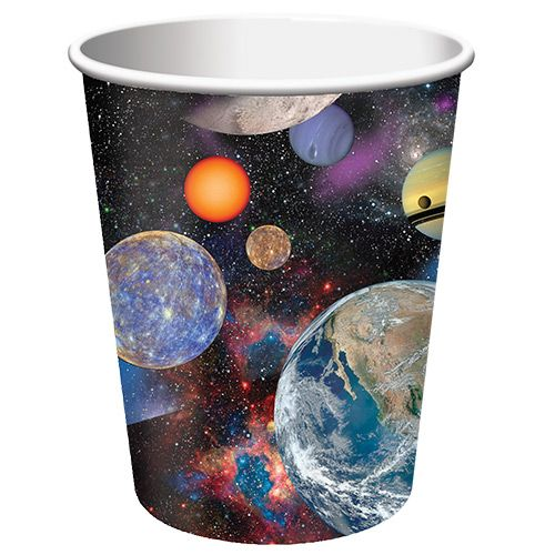 Party Ark's 'Space Adventure Cups'