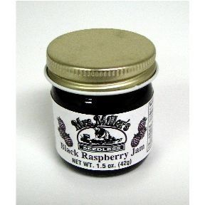 Mrs. Millers Seedless Black Raspberry Jam (Case of 48): Amazon.com: Grocery & Gourmet Food