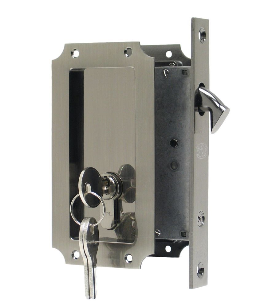 Details About Fpl Manor Pocket Door Mortise Lock With Double Keyed Cylinder Multiple Finishes Pocket Locks In 2019 Pocket Doors Pocket Door Lock Sliding Garage Doors