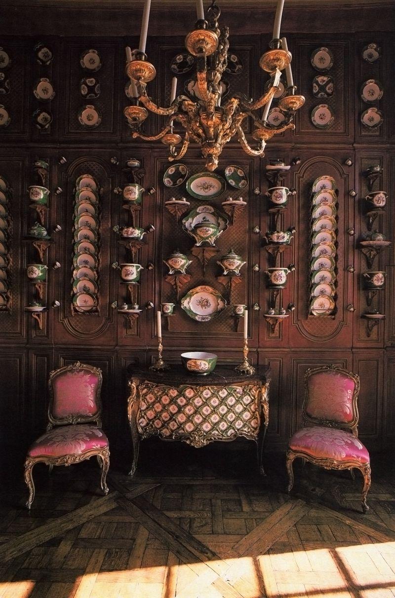 The Rothschilds At Hotel Lambert J Ashbury Interior Design Interior Paris Interiors