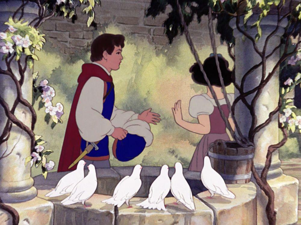 Ranking Disney Pickup Lines | Snow white, Snow white